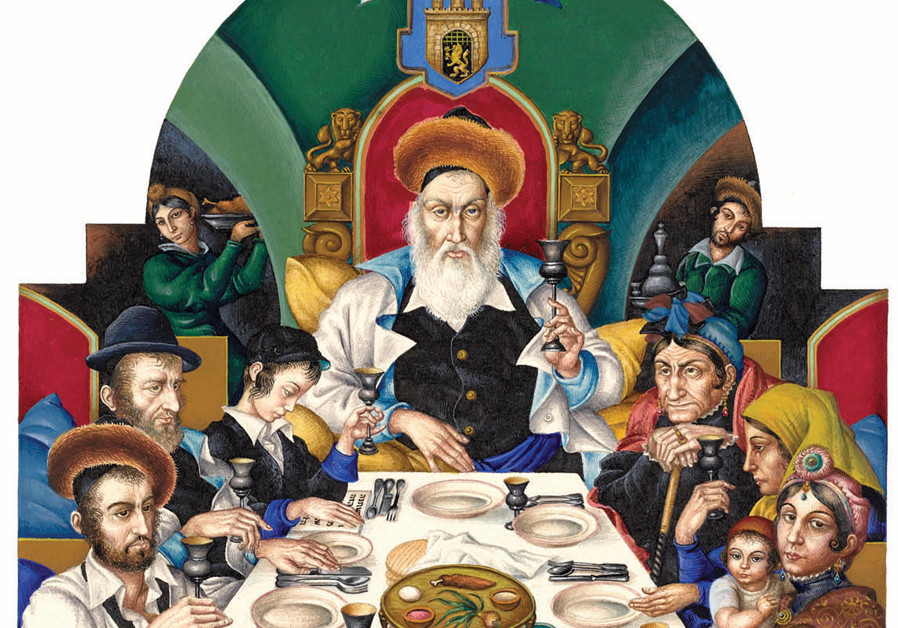 The Seder's ultimate question