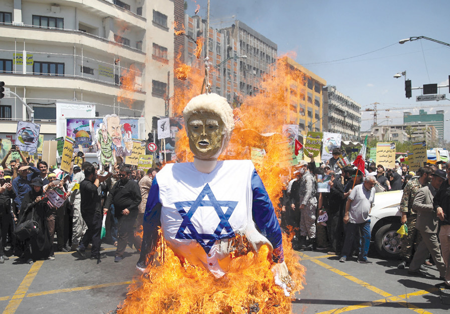How Iran can solve the Israeli-Palestinian conflict