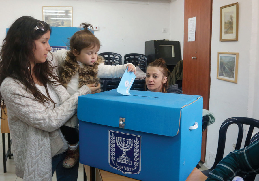 Israel's electoral system: there's room for improvement