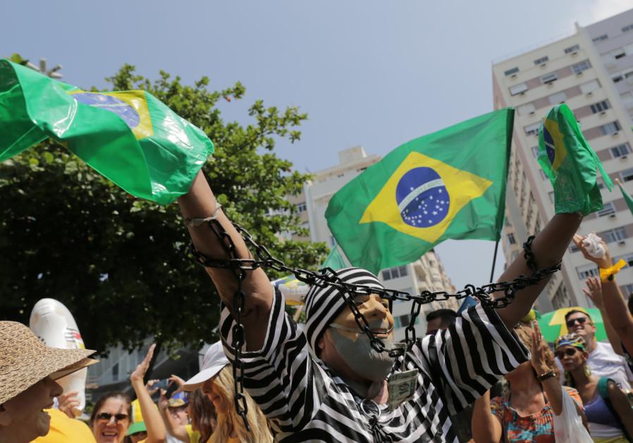 Volunteers or slaves? Brazil accused of illegal jail labor