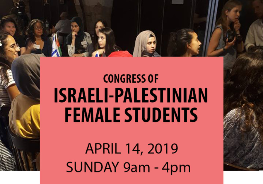Congress of female students attempts to solve Israeli-Palestinian conflict