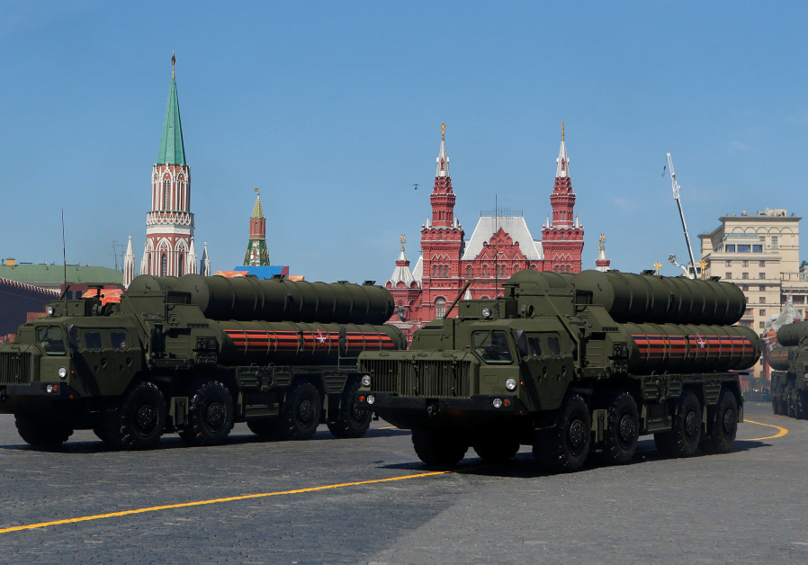 Russia wades into Turkey-U.S. S-400 tensions