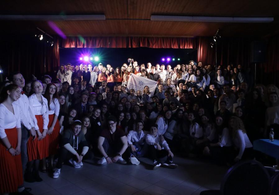 Jewrovision Song Contest 2019, in Antwerp, Belgium