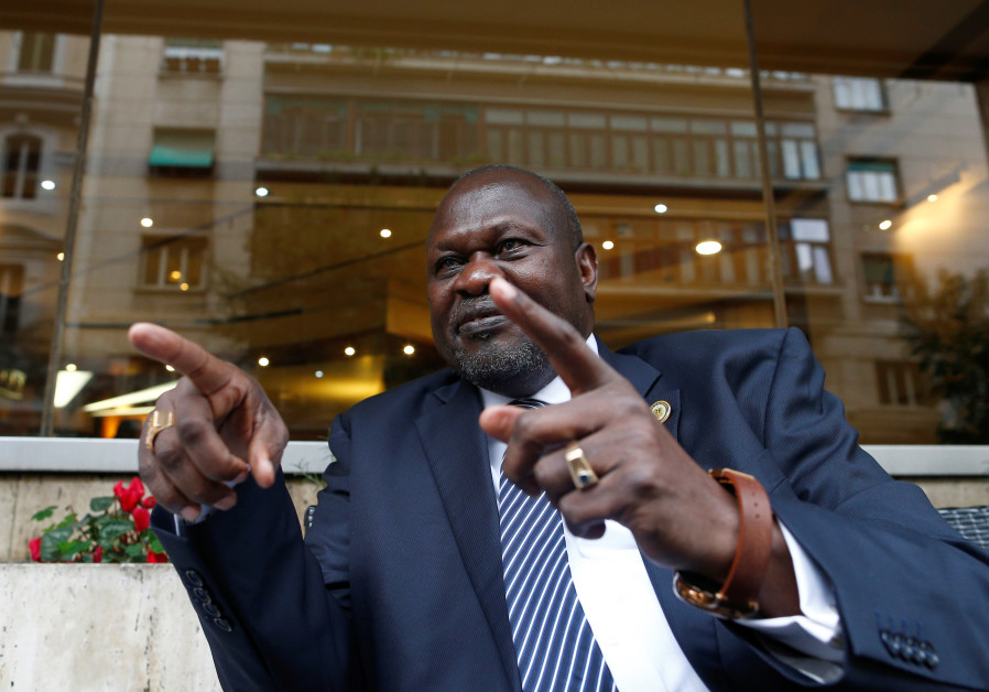 Ex-South Sudan rebel leader says unity government won't be ready by May 12