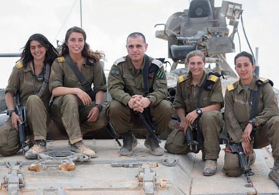Tank commanders in the IDF