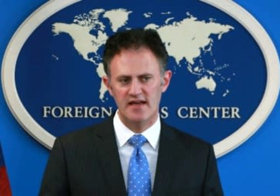 Nathan A. Sales, Ambassador-at-Large and Coordinator for Counterterrorism
