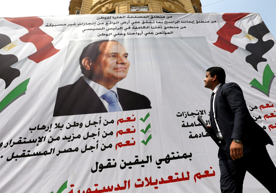 Egyptians cast their votes on second day to keep Sisi in power
