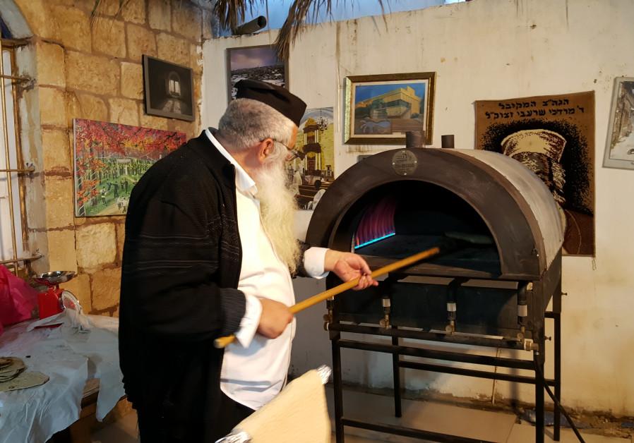 matzah Passover