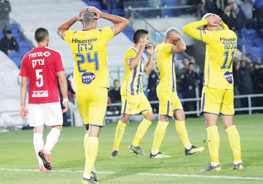 Maccabi Tel Aviv players