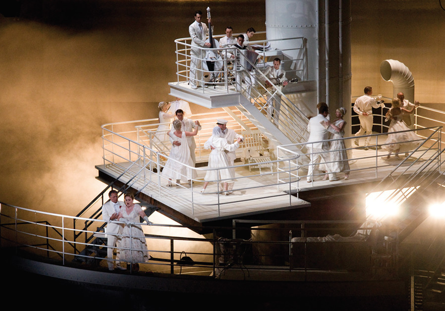 An Israeli opera to remember