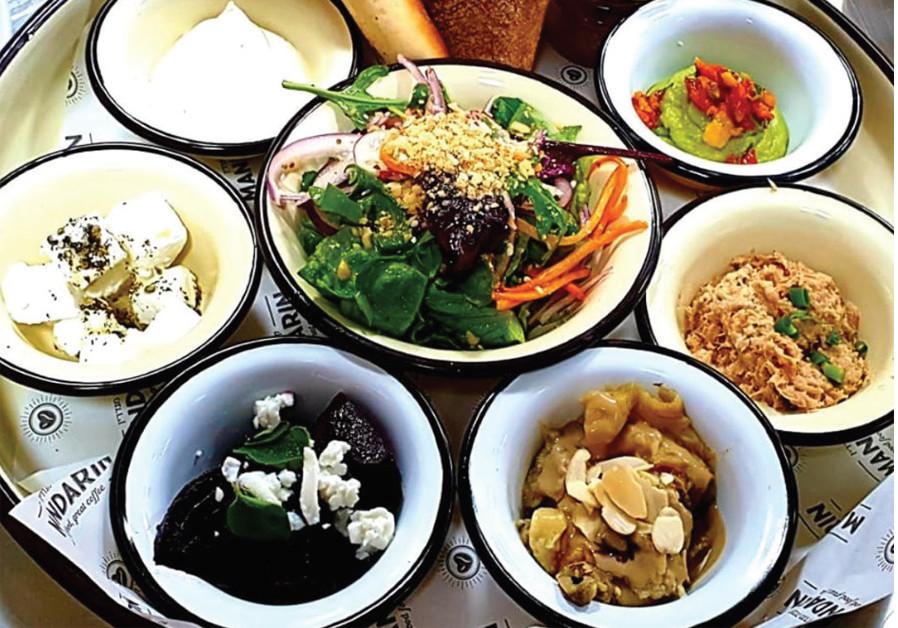 Mandarin, Ra'anana. (Courtesy)
