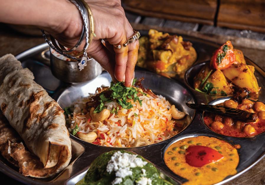Tel Aviv Tandoori restaurant celebrates Double Hai