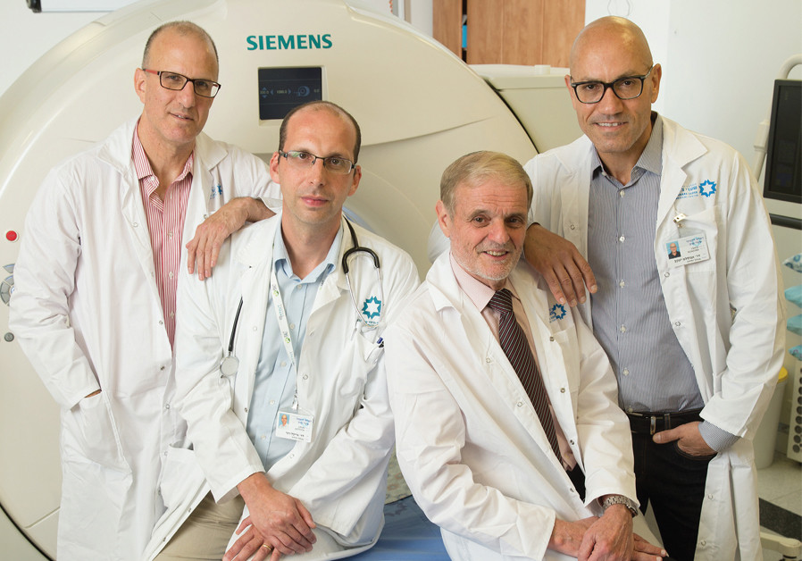 Israeli neurological breakthroughs at Shaare Zedek