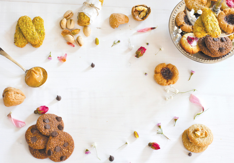 Pascale's Kitchen: Kosher-for-Passover cookie recipes