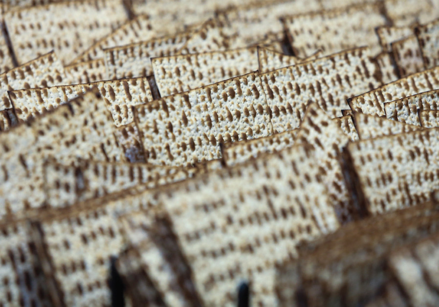Passover: Matzah as a symbol of Jewish heroism