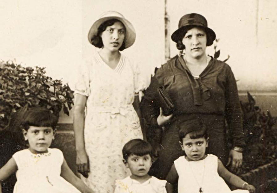 Ardetti Family Saloniki, Greece.