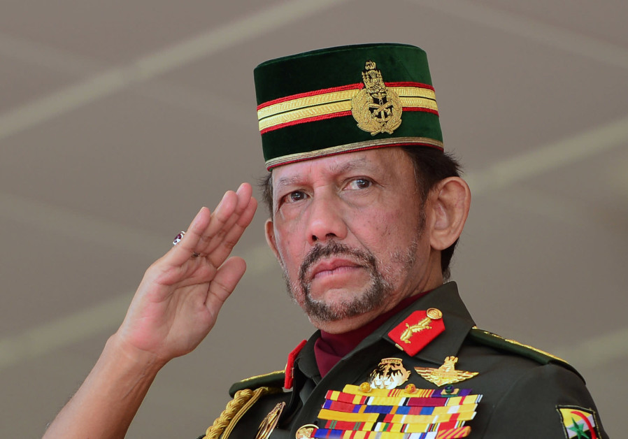 EU chastises Brunei for 'retrograde' death penalty for gay sex, adultery