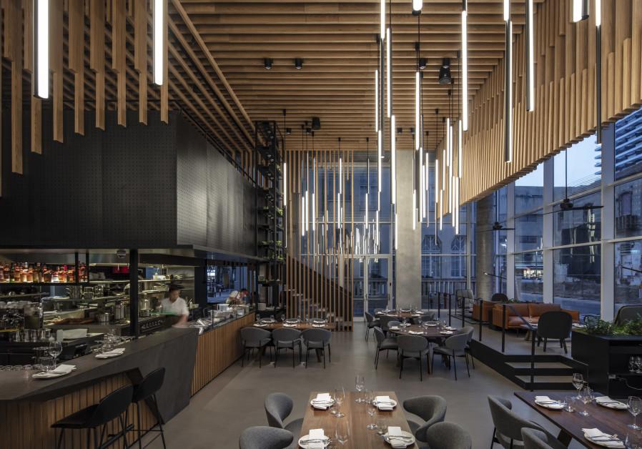 L28 Culinary Platform at 28 Lilienblum Street, Tel Aviv. (Amit Geron)