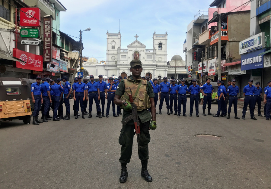 Sri Lanka PM, president condemn coordinated bomb attacks, urge countrymen to unite