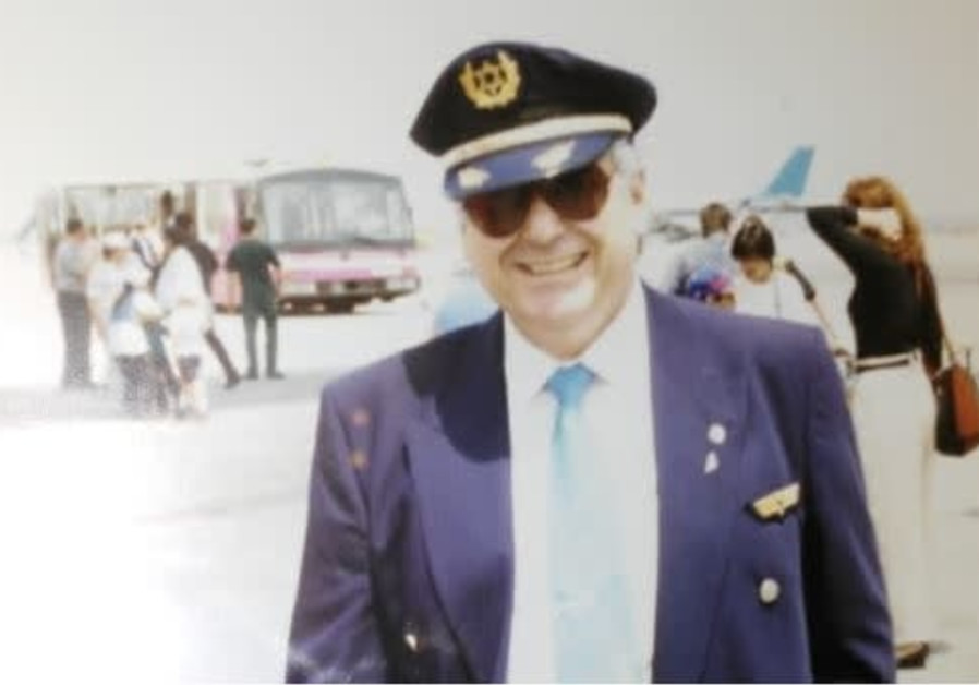 Captain Yaacov Roman spent 35 years with El Al and survived several terrorist attacks.