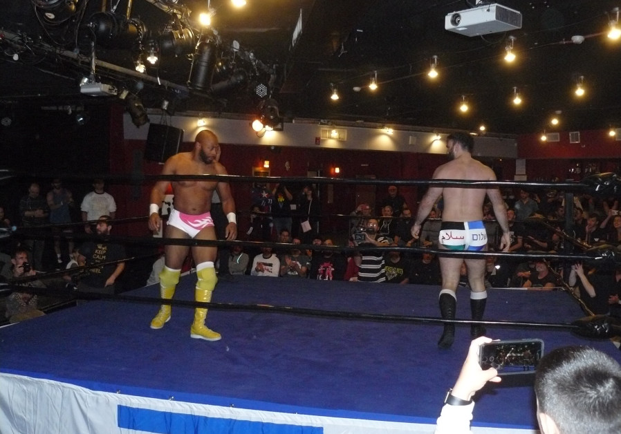 Ring of Honor Wrestling and IPWA collide in Israeli style