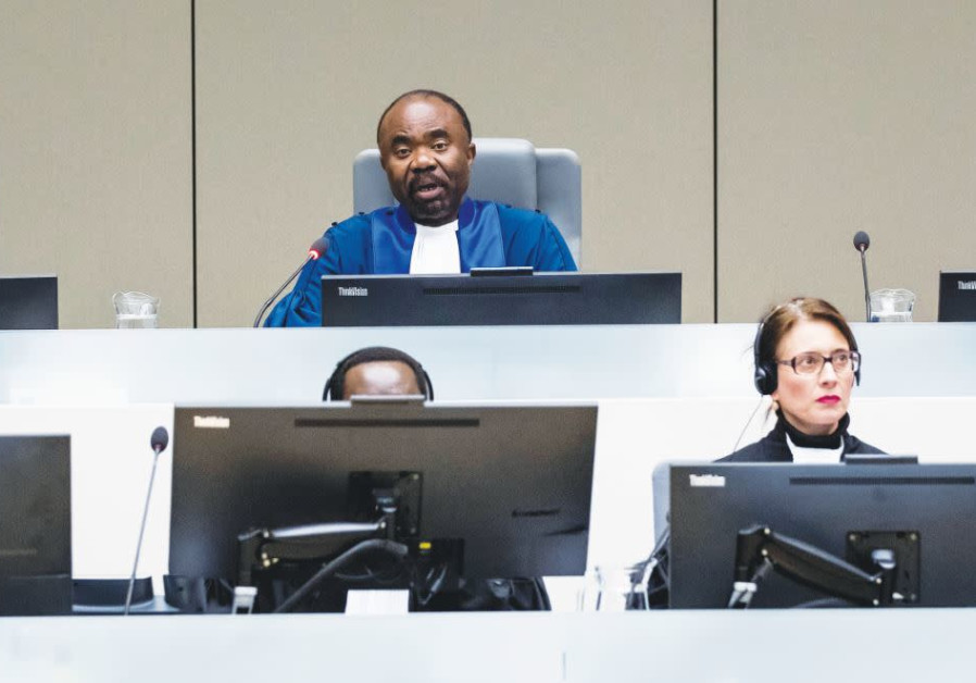 The ICC's decision not to investigate the U.S. in Afghanistan
