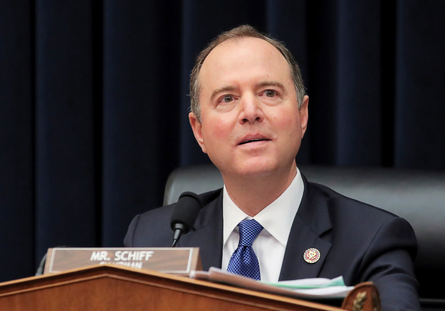 U.S. Rep. Schiff chairs House Intelligence Committee hearing on Russia
