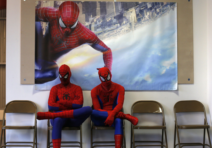Viewing Spider-Man can fight arachnophobia suggests Israeli study