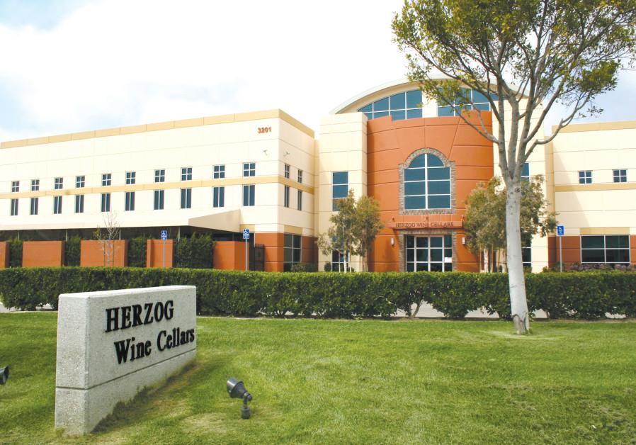 Herzog Wine Cellars in Oxnard, California. (Courtesy)