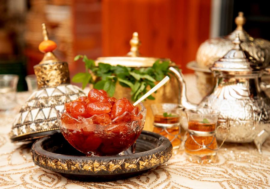 Kumquat Jelly (Shira Bar)