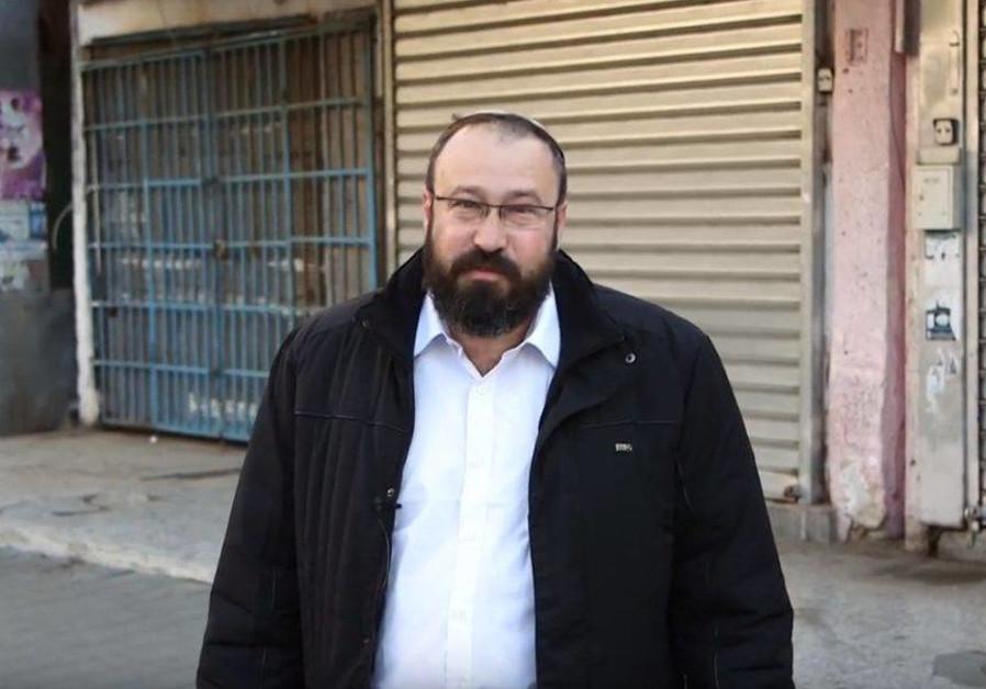 Rabbi Ahiad Ettinger, who was a father of 12