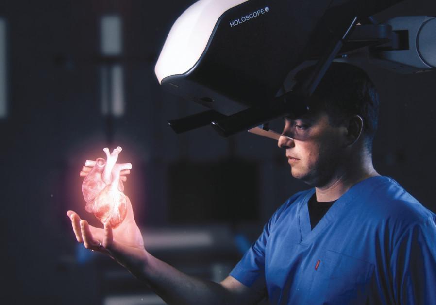 Hillel's Tech Corner: Holograms saving lives - Opinion