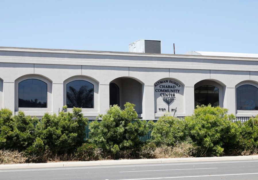 Chabad synagogue in Poway