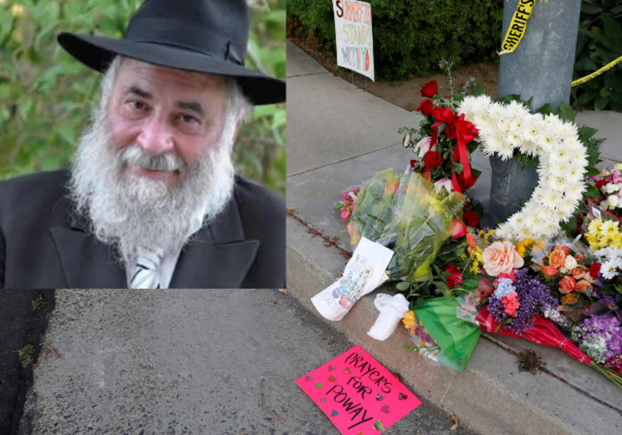 Chabad Rabbi shot