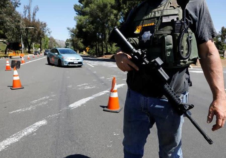 US synagogues need what Europeans have – armed guards