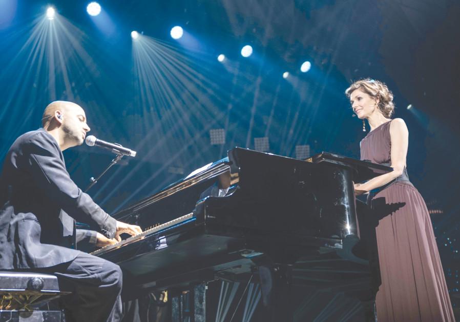 EMMA SHAPPLIN and Idan Raichel