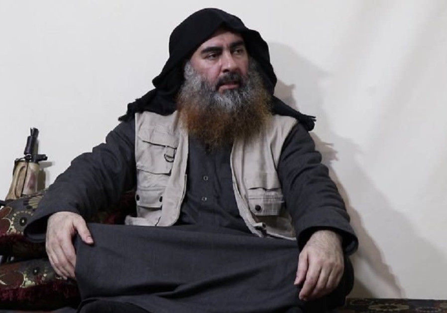 ISIS leader Al-Baghdadi makes first appearance in five years