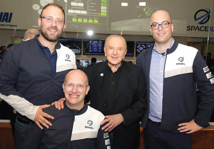 Israel's journey to the moon is not over