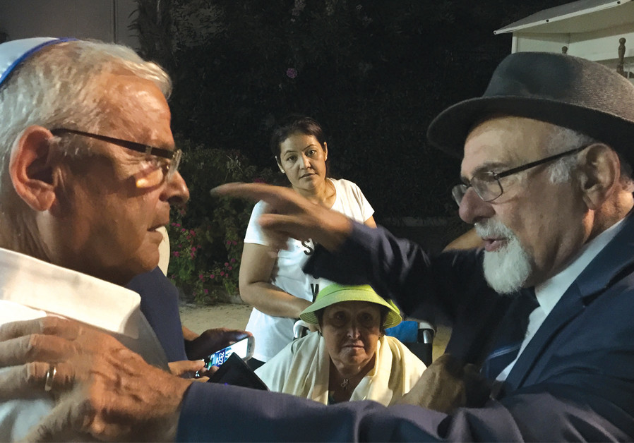 The fight to keep Ladino alive