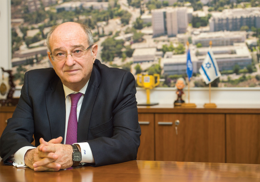 Outgoing Technion president explains the business of sleep