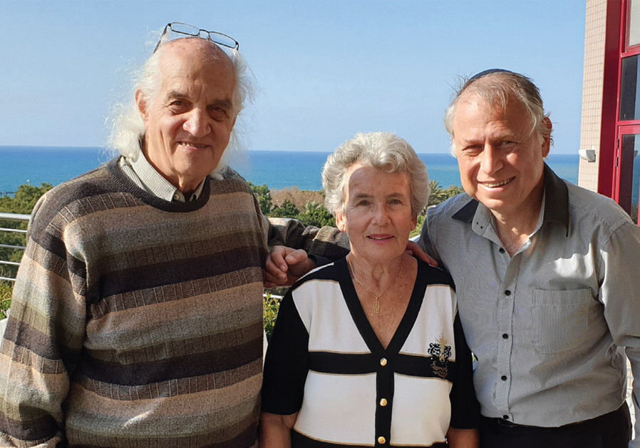 Daughter of Holocaust hero visits Israel