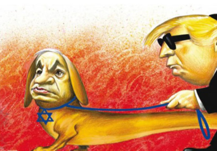 Rabbis Meet New York Times About Antisemitic Cartoon And Israeli