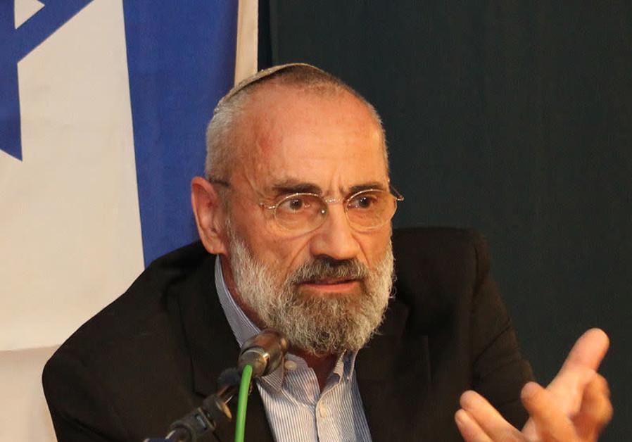 German-Israeli writer Chaim Noll