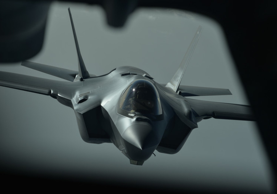 Air Force's F-35A Makes Combat Debut in Iraq