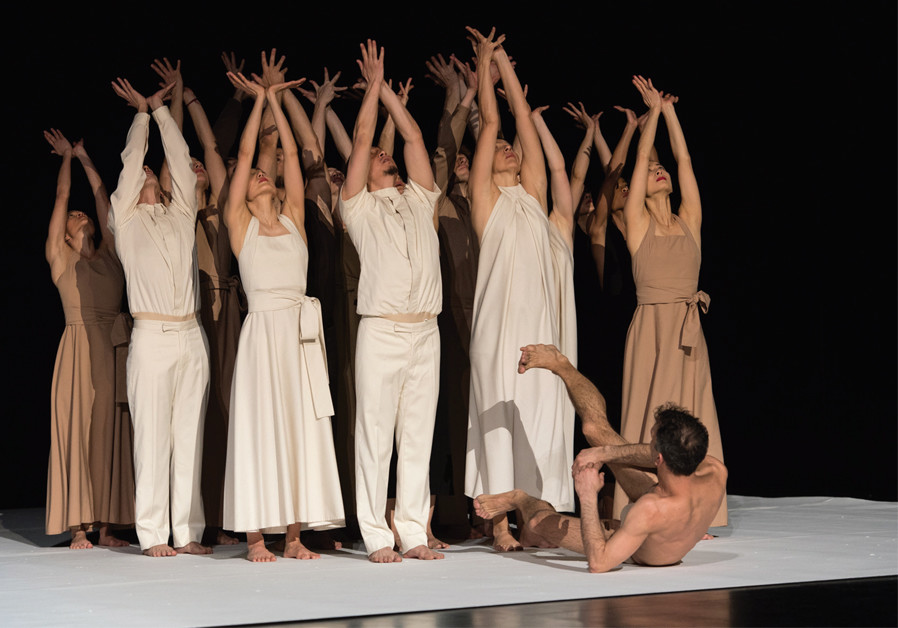 Sasha Waltz brings the glamour to Israel with 'Continu'