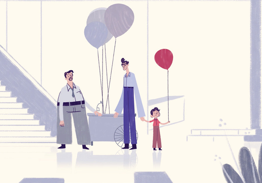 'LOST AND Found' tells the tale of how Yuval Harel went missing in a Canadian shopping mall. (Credit: Courtesy)