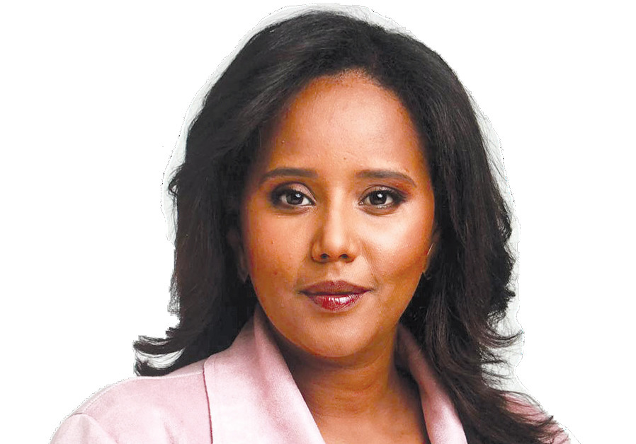 Israel's first Ethiopian-born woman Knesset member describes her journey