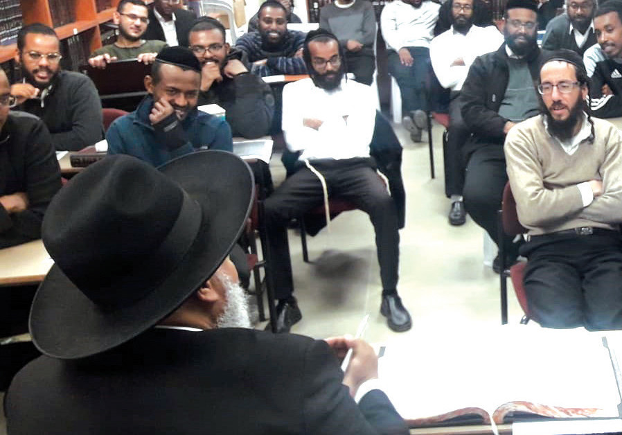 Israel offers religious courses to help Ethiopians integrate