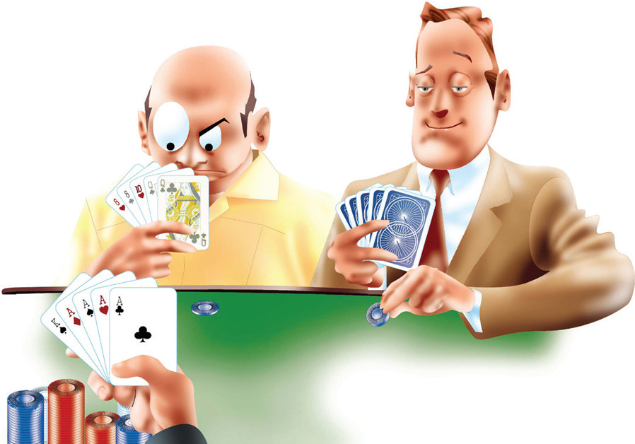 Israeli poker legend playing his cards right