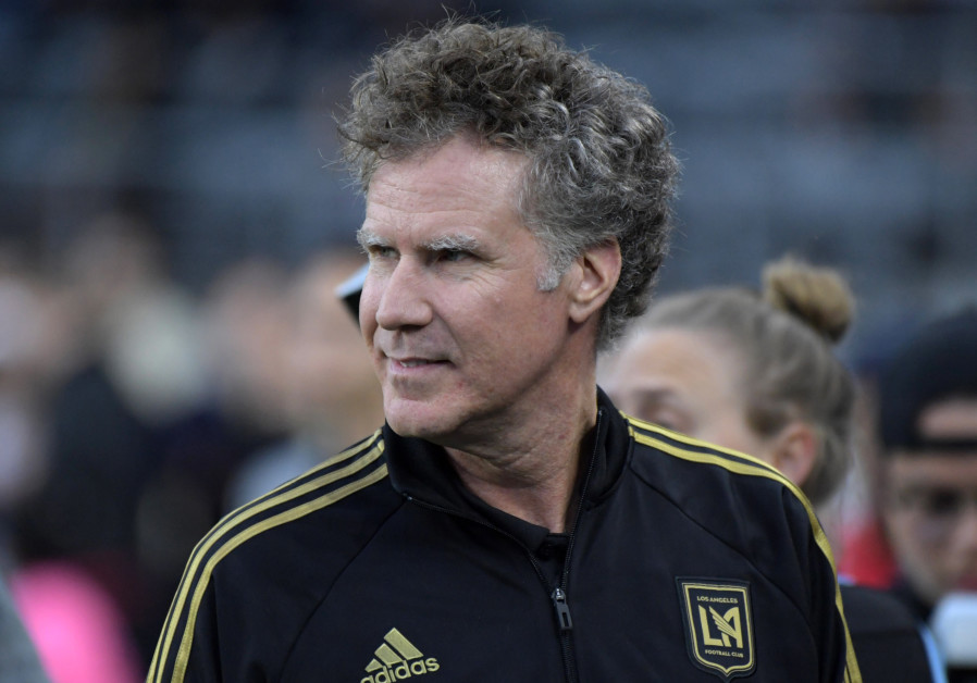 Mar 3, 2019; Los Angeles, CA, USA; LAFC co-owner Will Ferrell attends the game against Sporting KC a